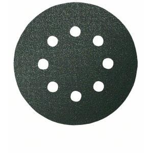 Šlif. popierius akmeniui;  Paxgex; Ø 125 mm; K80; 5; vnt.