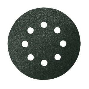 Šlif. popierius eksc. šlifuokliui; Best for Stone; Ø125 mm; K120; 5 vnt.