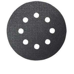 Šlif. popierius eksc. šlifuokliui Bosch Best for Stone; 125 mm; K400; 5 vnt.