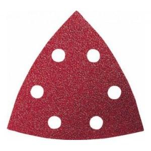 Šlif. popierius delta šlifuokliui; Red Wood-top; 93 V; K400; 5vnt.