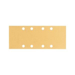 Šlif. popierius vibro šlifuokliui; Best for Wood; 93x230 mm; K60; 10 vnt.