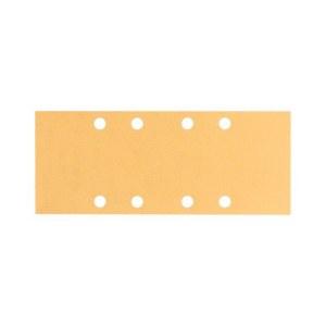 Šlif. popierius vibro šlifuokliui; Best for Wood; 93x230 mm; K240; 10 vnt.