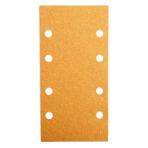 Šlif. popierius vibro šlifuokliui; Best for Wood; 93x186 mm; K40; 10vnt.