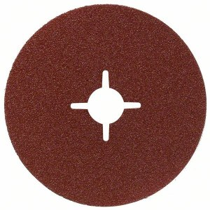 Šlif. popierius kamp. šlifuokliui; Expert for Metal; Ø180 mm; K100; 1 vnt.