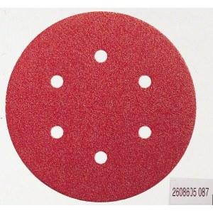 Šlif. popierius eksc. šlifuokliui; Expert for Wood; Ø150 mm; K40; 5 vnt.