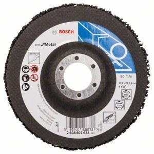 Veltinio diskas valymui Bosch Best for Inox; Ø125 mm; 1 vnt.