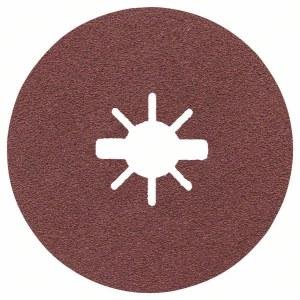 Šlifavimo diskas Bosch X-LOCK Expert for Metal R444; K80; 125x22,23 mm