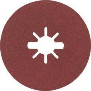 Šlifavimo diskas Bosch X-LOCK Expert for Metal R444 + Inox 125; K120; 125x22,23 mm