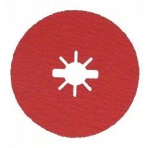 Šlifavimo diskas Bosch X-LOCK Best Metal R780 + Inox 125; K100; 125x22,23 mm