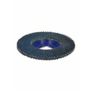 Vėduoklinis šlifavimo diskas Bosch X-LOCK; Ø125 mm; P40