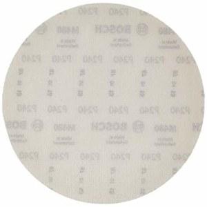 Šlifavimo tinklelis Bosch; 225 mm; P240; 25 vnt.