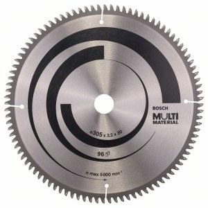 Pjovimo diskas medienai Bosch MULTI MATERIAL Ø305 mm