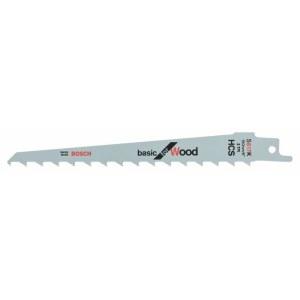 Pjūkleliai tiesiniam pjūklui Bosch S 617 K; 2 vnt