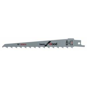 Pjūkleliai tiesiniam pjūklui Bosch S 617 K; 5 vnt