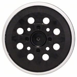 Šlifavimo padas ekscentr. šlifuokliui Bosch; Ø125 mm; vidutiniškai kietas; įrankiams PEX, modeliams nuo 2011 m.