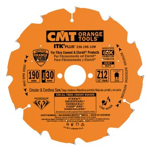 Pjovimo diskas medienai CMT 216x2.4x30; Z14; 12°