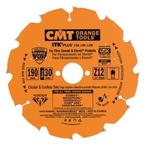 Pjovimo diskas medienai CMT 250x2.4x30; Z16; 12°