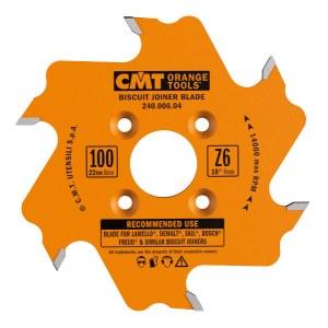 Pjovimo diskas medienai CMT 100x3,96x22; Z96; 15°