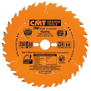 Pjovimo diskas medienai CMT 271.250.24M; d=250 mm