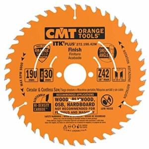 Pjovimo diskas medienai CMT 272.190.42M; d=190 mm