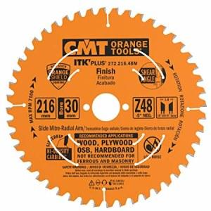 Pjovimo diskas medienai CMT 216x1,8x30; Z48; -5°