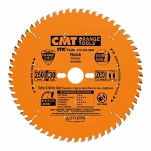 Pjovimo diskas medienai CMT 250x2,4x30; Z60; 15°