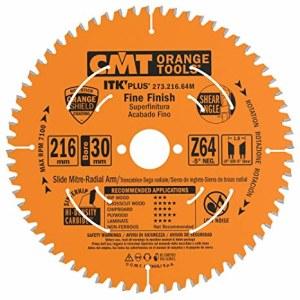 Pjovimo diskas medienai CMT 216x1,8x30; Z64; -5°