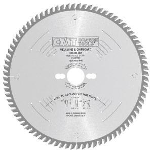 Pjovimo diskas medienai CMT 281.160.40H; d=160 mm