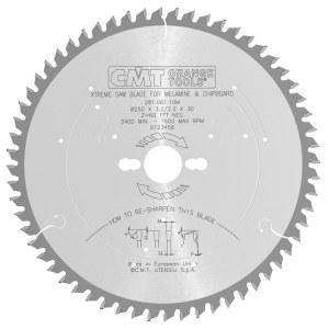 Pjovimo diskas medienai CMT 165x2,2x20; Z20; -3°