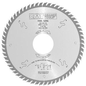 Pjovimo diskas medienai CMT; 450x4,8x60,0 mm; Z72; 16°