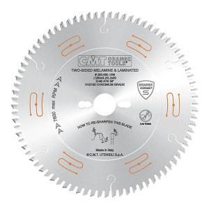 Pjovimo diskas medienai CMT 250x3,2x30; Z80; -2°