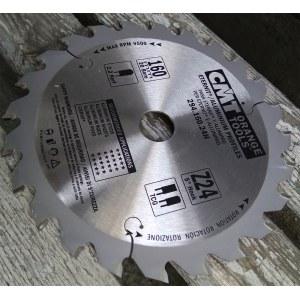 Pjovimo diskas aliuminiui CMT 160x2.2x20; Z24; 5°