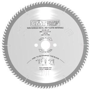 Pjovimo diskas aliuminiui CMT 216x2,6x30; Z40; 5°