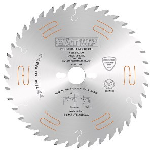 Pjovimo diskas medienai CMT 250x3,2x30; Z40; 15°