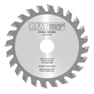 Pjovimo diskas medienai CMT 300x4.3-5.5x65; Z72; 10°