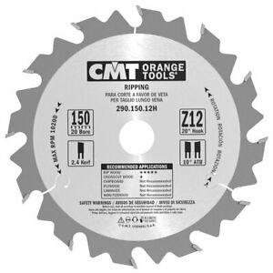 Pjovimo diskas medienai CMT 290.150.12H; d=150 mm