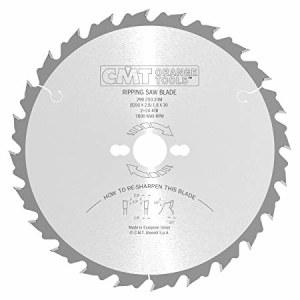 Pjovimo diskas medienai CMT 250x2,8x30; Z24; 20°