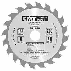 Pjovimo diskas medienai CMT 130x2,4x20; Z20; 15°