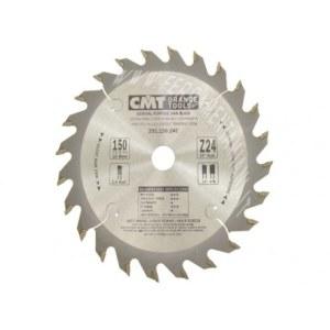 Pjovimo diskas medienai CMT 291.150.24E; d=150 mm