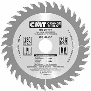 Pjovimo diskas medienai CMT 130x2.4x20; Z36; 15°