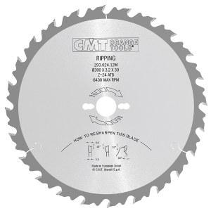 Pjovimo diskas medienai CMT 293.028.14M; d=350 mm