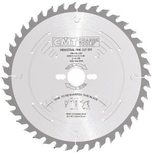 Pjovimo diskas medienai CMT 254x2,4x30; Z60; -5°