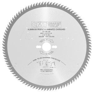 Pjovimo diskas laminatui CMT; 254x3,2x30 mm; Z80