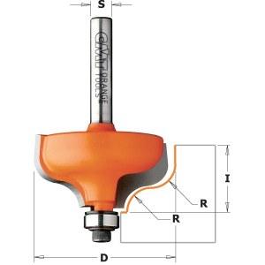 Kampų formavimo freza CMT; S=12 mm; D=28,7 mm