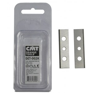 Atsarginių pjūklelių komplektas CMT DET-002; 2 vnt.