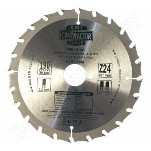 Pjovimo diskas medienai CMT K19024M-X10; d=190 mm