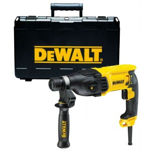 Perforatorius DeWalt D25133K; 2,6 J;  SDS-plus