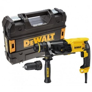 Perforatorius DeWalt D25144K-QS; 3 J; SDS-Plus