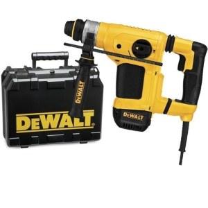 Atskėlimo plaktukas DeWalt D25430K; 4,2 J; SDS-plus (ekspozicinė prekė)