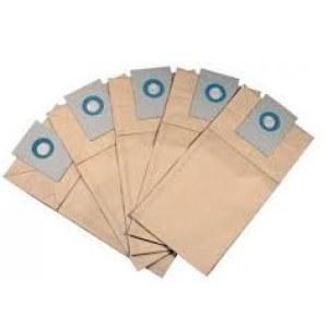 Popieriniai maišeliai dulkių siurbliui DeWalt D279001, tinka D27900